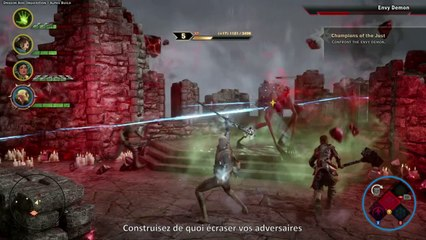 Dragon Age : Inquisition - Crafting Trailer de Dragon Age : Inquisition