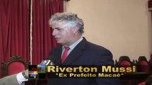 Macaé Em Foco! Entrevista,Riverton Mussi,200 anos Legislativo x264