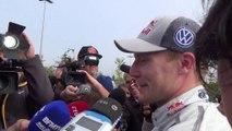 Latvala vainqueur du rallye de France-Alsace 2014 à l'arrivée