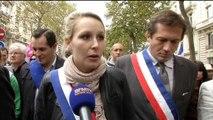 """Marion Maréchal-Le Pen sur la GPA: """"Je n'ai aucune confiance en Manuel Valls"""""""