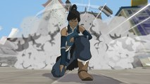 Making of The Legend of Korra Video Game
