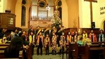 Concert de Noël - Gasy Gospel Singers à Huningue