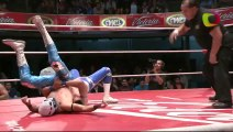 #1 Contender Cibernetico for the CMLL Minis Championship