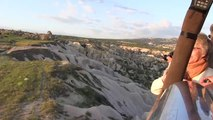 La Cappadoce en Montgolfière , Turquie ( Full HD )
