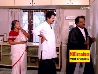 Adhipan | Pappu As Judge Comedy Scene
