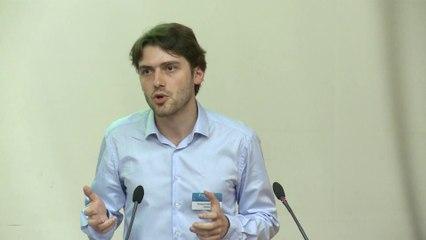 Parcours d'un docteur issu de l'Université Paris Sud et diplômé de l'ENS Cachan, François Mériaux