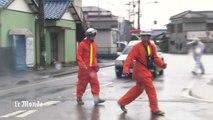Le typhon Phanfone touche le Japon