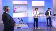 Laurence Dumont et Jean-Claude lenoir dans La voix est libre du 4 octobre 2014