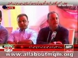Press Conference: MQM Condemns Bilawal Bhutto Zardari statement, will announce strategy after Eid days
