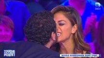 Jeux coquins entre Nicole Scherzinger et Cyril Hanouna - ZAPPING PEOPLE DU 07/10/2014