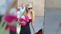 Paris Hilton Introduces Her New Pet Pomeranian Prince Hilton