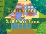 Petit Ours Brun  - Petit Ours Brun s'amuse avec le chat