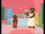 Apprends l'anglais avec Petit Ours Brun - Little Brown Bear has a bath