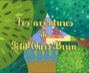 Petit Ours Brun - Petit Ours Brun fait du roller