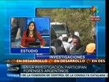 México: argentinos se suman a investigaciones del caso Ayotzinapa