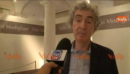 06-10-14 PISA LE FALSE TESTE DI MODIGLIANI IN MOSTRA IMM E INT w01_01