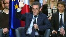 Nicolas Sarkozy tacle Mediapart [Vélizy 06.10.2014].