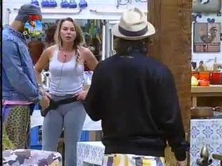 Discussão entre Cristina Mortágua e Roy em A Fazenda