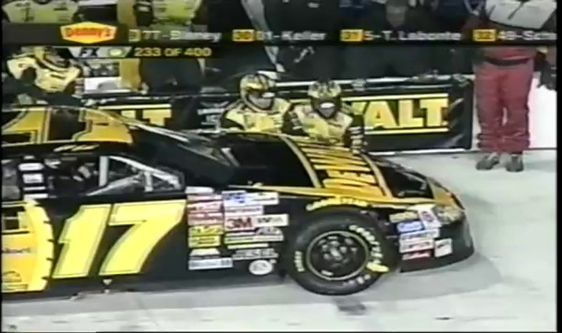 NASCAR 2003 R14 Pontiac Excitement 400