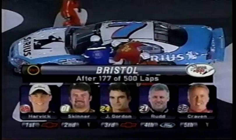 NASCAR 2003 R28 Sharpie 500