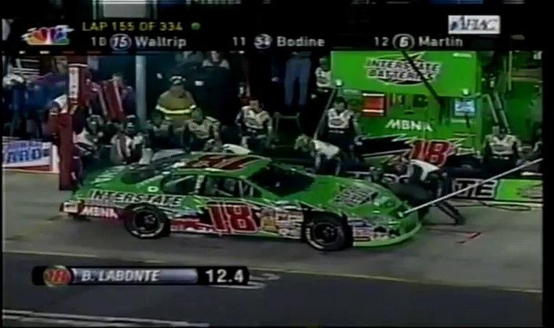 NASCAR 2003 R35 UAW GM Quality 500
