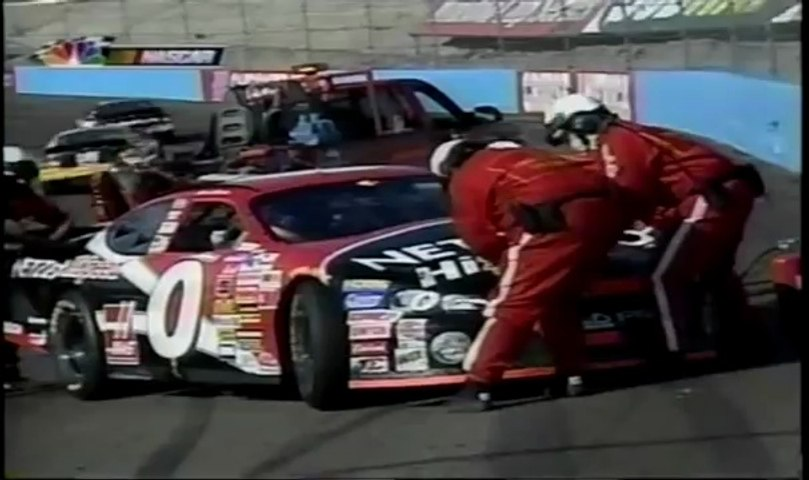 NASCAR 2003 R38 Checker Auto Parts 500