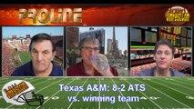 Ole Miss Rebels vs. Texas A&M Aggies Free SEC Football Pick, October 11, 2014