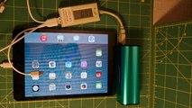 Gembonics 10000mAh Dual-Port Ultra Compact External Battery Portable USB Charger Power Bank