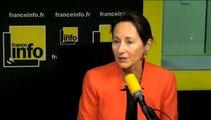 """Ségolène Royal : """"Le gaz de schiste n'est pas le modèle énergétique de la France."""""""