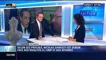 Politique Première: Rivalités à l'UMP, affaire Bygmalion: Nicolas Sarkozy peut-il rester serein? - 07/10