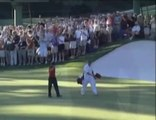 Tiger Woods golf trick parody... If ISIS did sports announcing