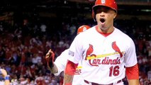 Wong Lifts Cards Past Dodgers in Game 3