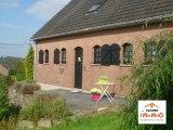 Maison à vendre avec 3 chambres, grand beau jardin, piscine, garage, barbecue au 18 avenue des Peupliers à 4800 Polleur à côté du centre ville de Verviers avec une belle vue sur la campagne verte de la province de Liège au coeur de la Wallonie en Belgique