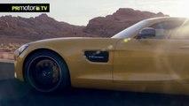 La Presentación mundial del Mercedes-AMG GT - Car News TV en PRMotor TV Channel (HD)