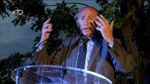 Lyon-Mossoul : discours de Gérard Collomb, maire de Lyon