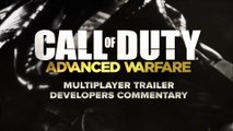 Call of Duty: Advanced Warfare - Multiplayer Trailer Developers Commentary [EN]