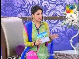 Aiza Khan and Danish Taimoor First Show After Marriage - 6th October 2014 Part 4