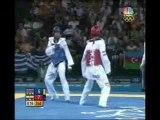 Taekwondo- best of Athens 2004