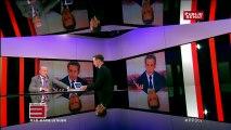 """Jean-Marie Le Guen/Sarkozy : """"Une élection présidentielle c'est d'apporter une réponse au pays, pas une réponse  à soi-même »."""