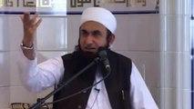 Bay Hayai Kaa Selab (Bayan Maulana Tariq Jameel Saheb) - YouTube