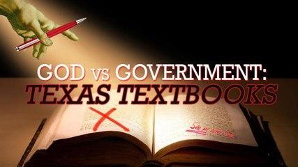 God Vs. Government: Texas Textbooks and Atheist Airmen