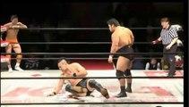 Kohei Sato & Kota Sekifuda vs. Daisuke Sekimoto & Hideyoshi Kamitani (BJW)