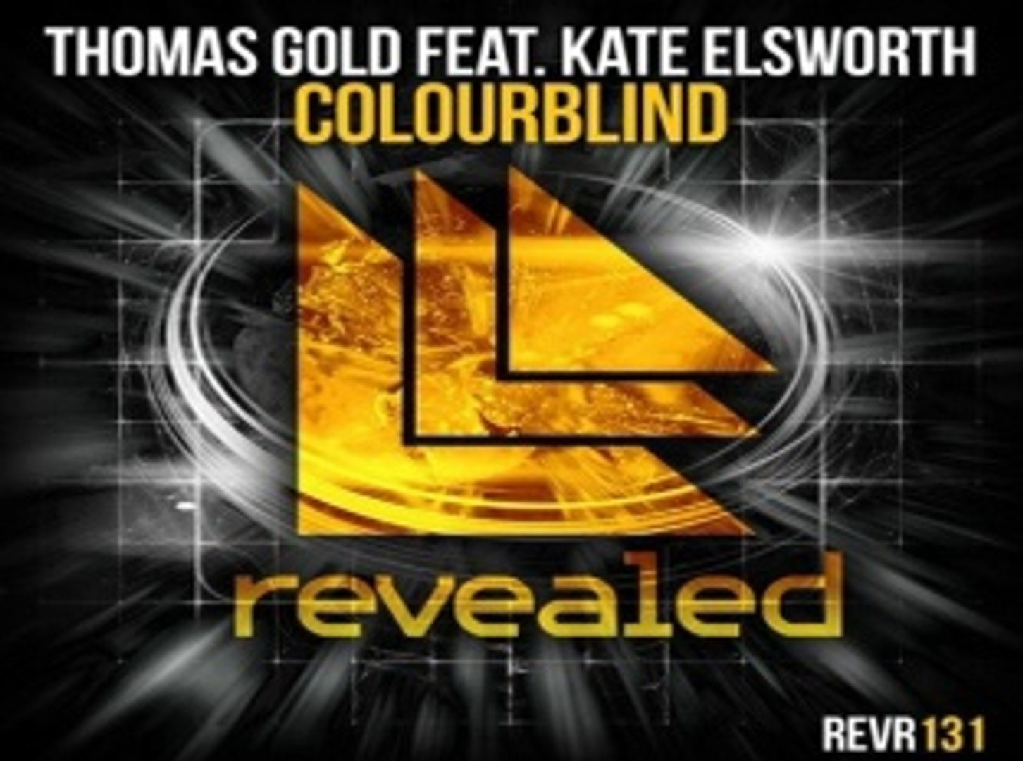 [ DOWNLOAD MP3 ] Thomas Gold - Colourblind (feat  Kate Elsworth) (Original  Mix)