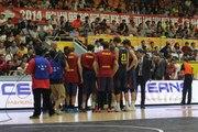 Las curiosidades del primer partido del Barça de baloncesto en China