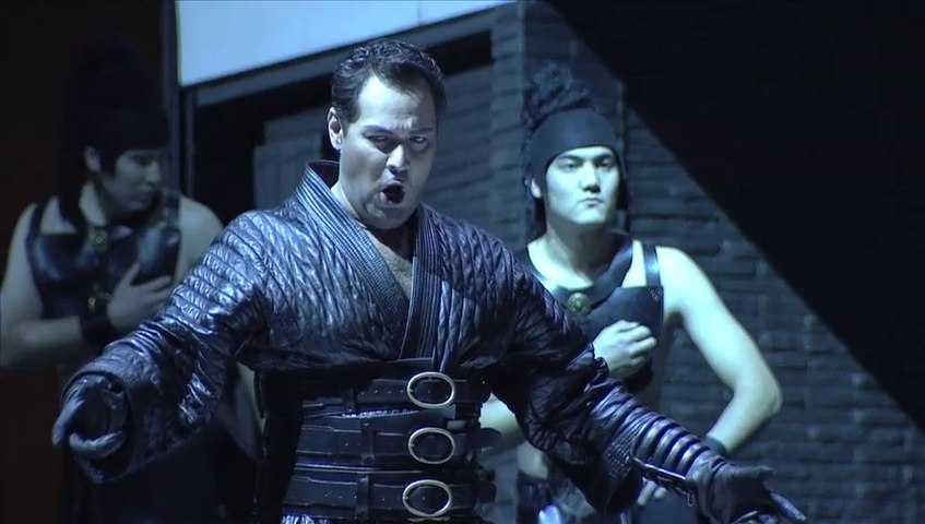 Choeurs et Orchestre d'Astana Opera I 2.11.14 I Opéra Bastille