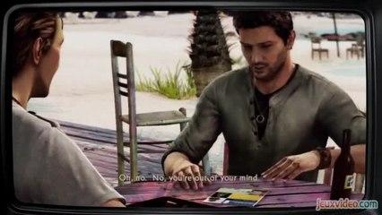 Le Fond De L'Affaire - Uncharted : Drake's Fortune - La série Uncharted