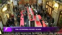 FMI - Economia Rusiei scade