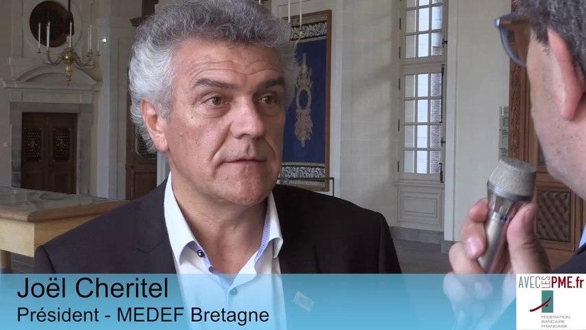 Joël Chéritel « Banque et PME doivent tout se dire »