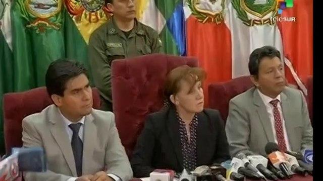 TSE boliviano impedirá el ingreso a votar con gadgets