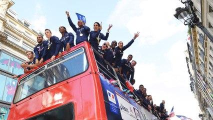 Zurich 2014 : Merci les Bleus !